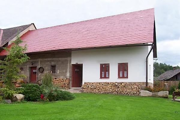 Chalupa v Ktové v Českém ráji